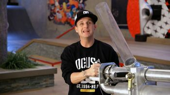 Lunchables Uploaded TV Spot, 'Spitball' Featuring Rob Dyrdek - 1 commercial airings