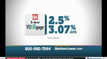 Quicken Loans TV Spot, 'YOURgage' - Thumbnail 6