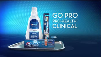 Crest Pro Health Clinical TV Spot, 'Dentist Didn't Know What To Do' - Thumbnail 7