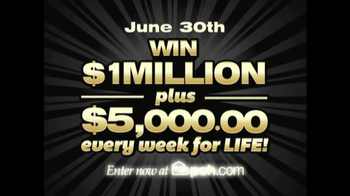 Publishers Clearing House TV Spot, 'June 30, 2013' - Thumbnail 10