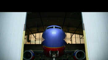 Southwest Airlines TV Spot, 'No Fees' Featuring Jeff Overton - Thumbnail 6