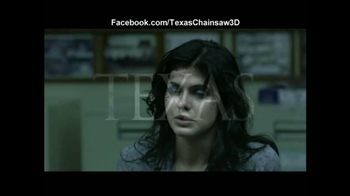 Texas Chainsaw Blu-ray and DVD TV Spot