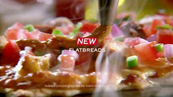Chili's Chipotle Chicken Flatbread TV Spot - Thumbnail 4