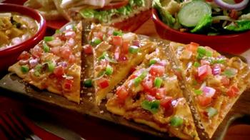 Chili's Chipotle Chicken Flatbread TV Spot