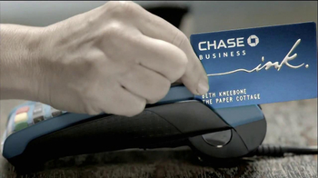 Chase Ink TV Spot, 'The Paper Cottage' - Thumbnail 3