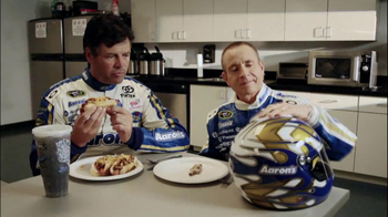 Aaron's TV Spot, 'Differences' Featuring Mark Martin and Michael Waltrip - Thumbnail 3