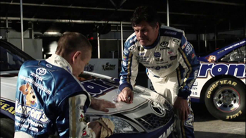 Aaron's TV Spot, 'Differences' Featuring Mark Martin and Michael Waltrip - Thumbnail 6