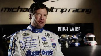 Aaron's TV Spot, 'Differences' Featuring Mark Martin and Michael Waltrip