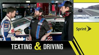 Sprint Drive First App TV Spot Featuring Dale Earnhardt, Jr. - 7 commercial airings