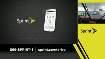 Sprint Drive First App TV Spot Featuring Dale Earnhardt, Jr. - Thumbnail 9