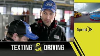 Sprint Drive First App TV Spot Featuring Dale Earnhardt, Jr. - Thumbnail 3