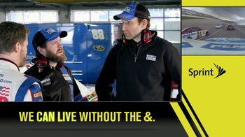Sprint Drive First App TV Spot Featuring Dale Earnhardt, Jr. - Thumbnail 5