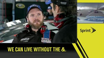 Sprint Drive First App TV Spot Featuring Dale Earnhardt, Jr. - Thumbnail 6