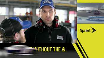 Sprint Drive First App TV Spot Featuring Dale Earnhardt, Jr. - Thumbnail 7
