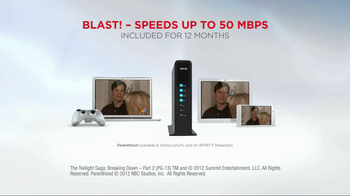 XFINITY Double Play TV Spot, 'Fastest Four Weeks: Last Chance' - Thumbnail 7
