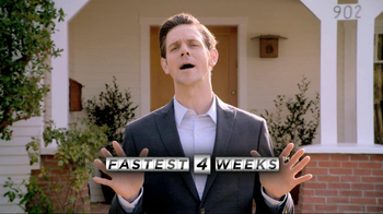 XFINITY Double Play TV Spot, 'Fastest Four Weeks: Last Chance' - Thumbnail 1