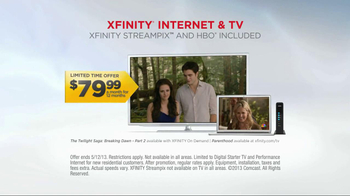 XFINITY Double Play TV Spot, 'Fastest Four Weeks: Last Chance' - Thumbnail 6
