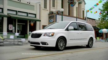Chrysler Town & Country Event: Haven't Seen it All thumbnail