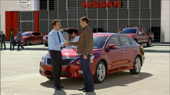 Nissan Sign & Drive Sales Event TV Spot, 'Signature' - Thumbnail 9
