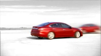 Nissan Sign & Drive Sales Event TV Spot, 'Signature' - Thumbnail 3