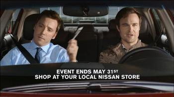 Nissan Sign & Drive Sales Event TV Spot, 'Signature' - Thumbnail 8