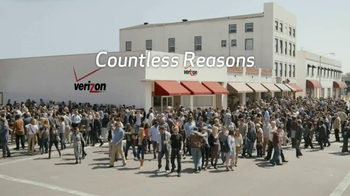 Verizon TV Spot, 'Power in Numbers' Song by The Go! Team - Thumbnail 10