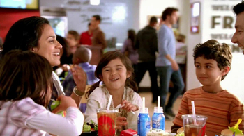 Wendy's TV Spot, 'Family Time' - 375 commercial airings