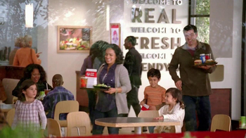 Wendy's TV Spot, 'Family Time' - Thumbnail 4