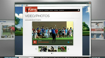 Web.com TV Spot, 'Golf' - Thumbnail 6