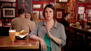 Red Robin Fiery Ghost Style Burger TV Spot, 'Taste Buds' - 143 commercial airings