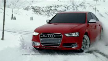 Audi Quattro TV Spot, 'Elements'