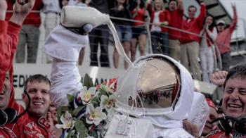 Axe Apollo TV Spot, '2012 Indy 500 Flashback' Feat Dario Franchitti