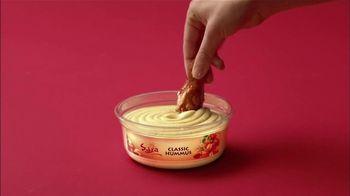 Sabra Hummus TV Spot, 'Guide to Good Dipping: Just Add Hummus'