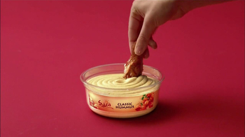 Sabra Hummus TV Spot, 'Guide to Good Dipping: Just Add Hummus' - 3764 commercial airings
