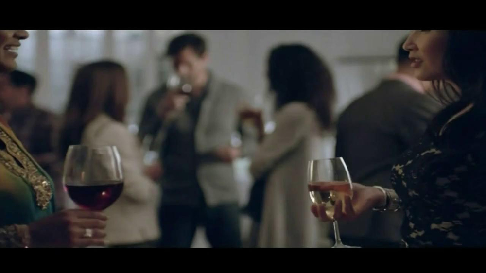 Samsung TV Commercial, 'Cocktail Party' Song by Depeche Mode - Video