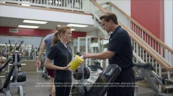 Staples Rewards TV Spot, 'At the Gym' - Thumbnail 3