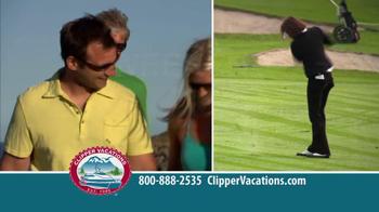 Clipper Vacations TV Spot, 'Getaway' - Thumbnail 9
