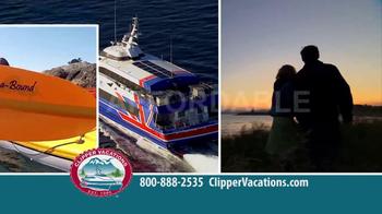 Clipper Vacations TV Spot, 'Getaway' - Thumbnail 1