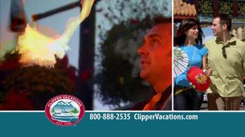 Clipper Vacations TV Spot, 'Getaway' - Thumbnail 2