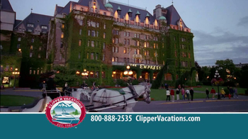 Clipper Vacations TV Spot, 'Getaway'