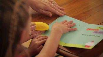 Hallmark Life TV Spot, 'Hand Print Card' - Thumbnail 6