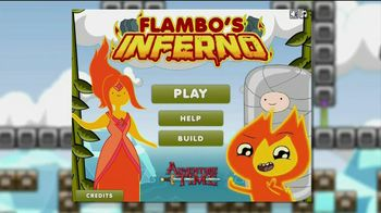 Flambo's Inferno Online Game TV Spot