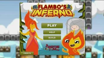 Flambo's Inferno Online Game TV Spot - Thumbnail 9