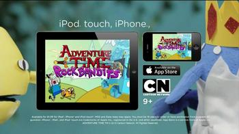 Adventure Time Rock Bandits Game App TV Spot - Thumbnail 10