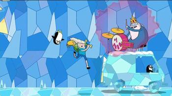 Adventure Time Rock Bandits Game App TV Spot - Thumbnail 6