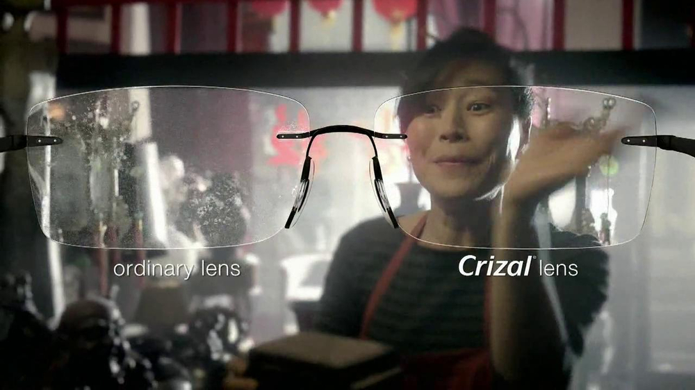 561d54a771 Crizal TV Commercial