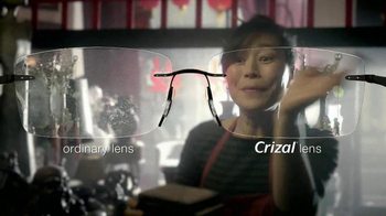Crizal TV Spot, 'Outdoors'