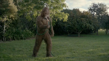 Jack Link's Beef Jerky TV Spot, 'Messin' with Sasquatch: Hose' - 1228 commercial airings