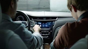 2013 Cadillac XTS TV Spot, 'Headphones' Song by Victory - Thumbnail 7