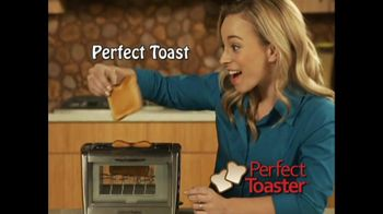 Perfect Toaster TV Spot thumbnail